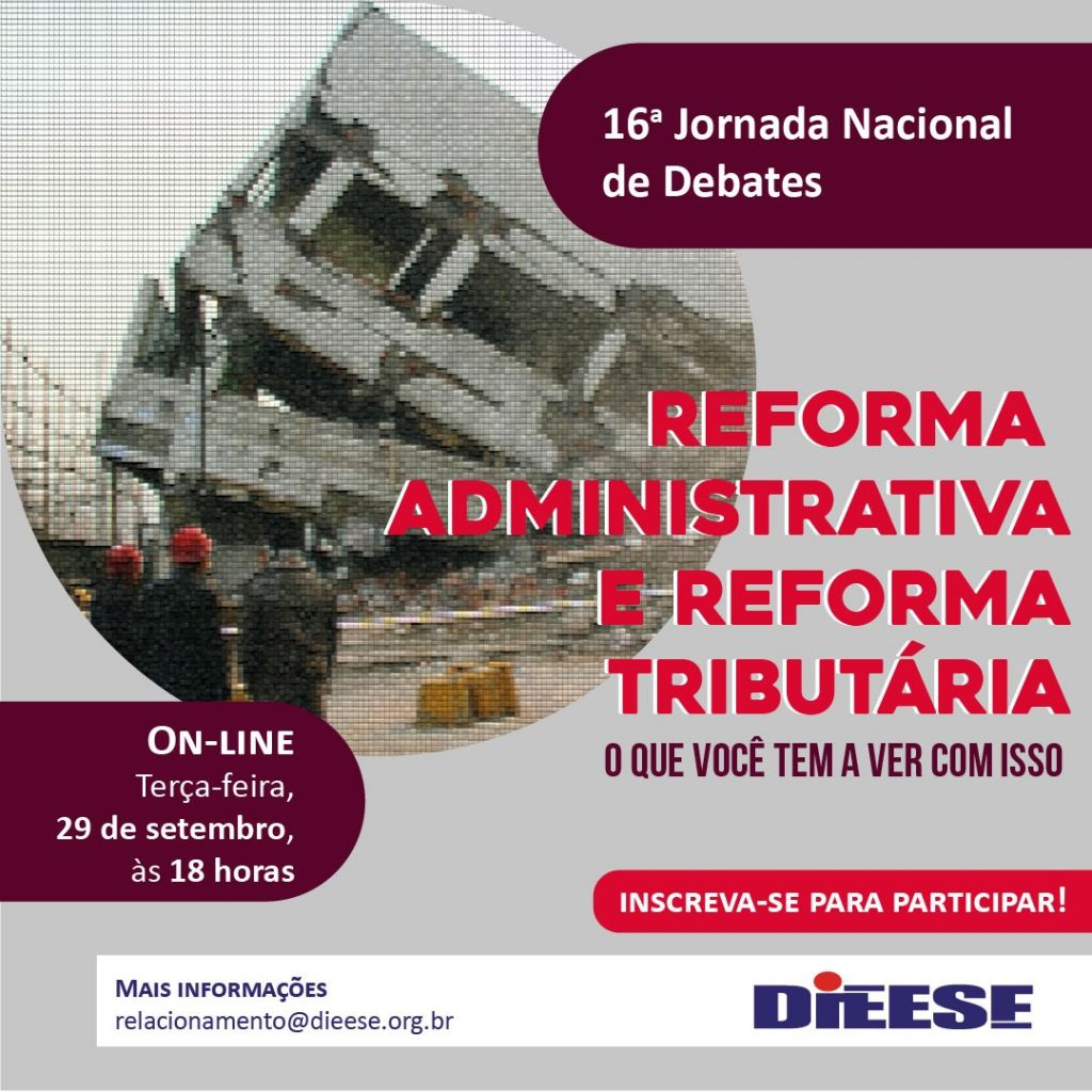 16 jornada de debates do dieese 4dd2d
